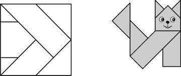 махровые густо-гофрированные картинки головоломка волшебный квадрат владельцы